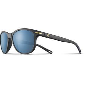 Julbo Adelaide Spectron 3 Okulary przeciwsłoneczne Kobiety, polarized matt black/blue